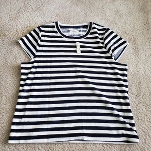 NWT Madewell Terrycloth Top